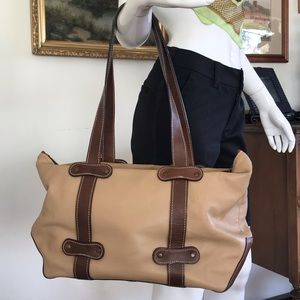 Latico Leather Duffel / Keepall Bag